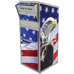 Exterior-Eagle Decal Set